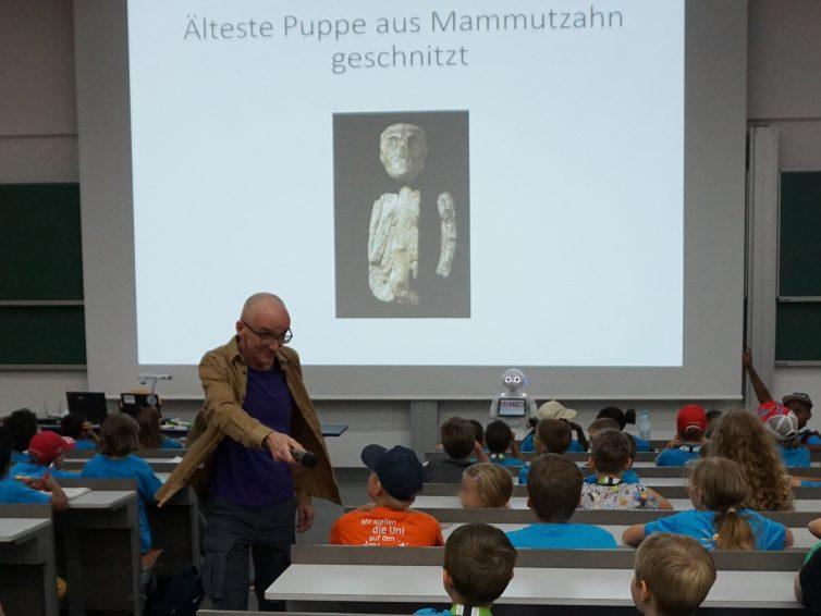 H.A.U.S. at the Children's University Vienna 2017