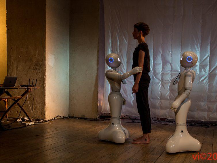 upcoming> Tanz-Performance cycle 7, mit  Gespräch Robotik, KI und Forschung in Performance- und Raumkunst