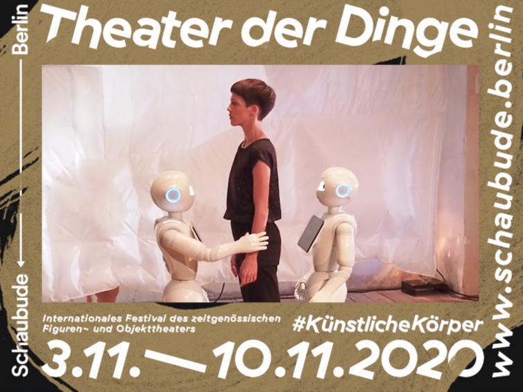 """upcoming> Lecture-Performance """"Dingwesen"""" at Berlin Festival """"Artificial Bodies"""" (8.11., 20h)"""