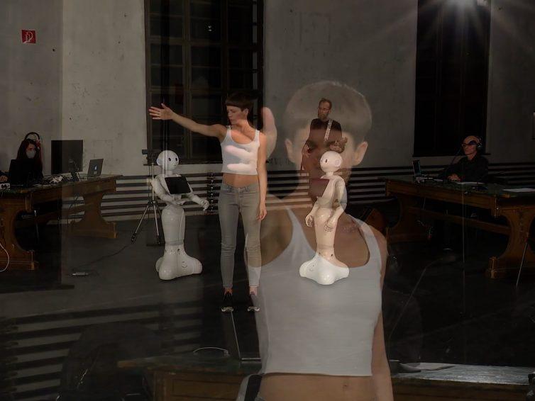 """> upcoming: Performance at """"Steirischer Herbst"""" art festival """"AI – Alien Introspection"""""""